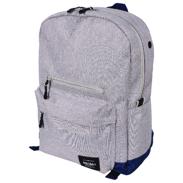 Backpack Bromo Toronto Backpack Blue and Grey BRO001-06