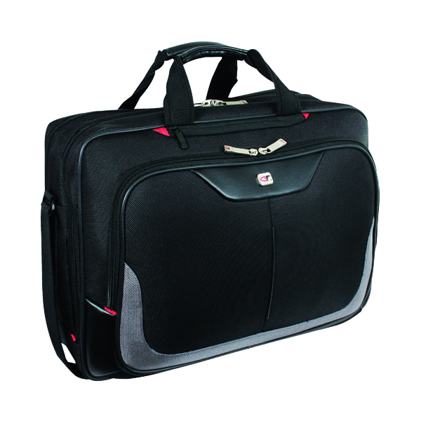 Briefcases & Luggage Gino Ferrari Enza Laptop Business Bag Black GF543