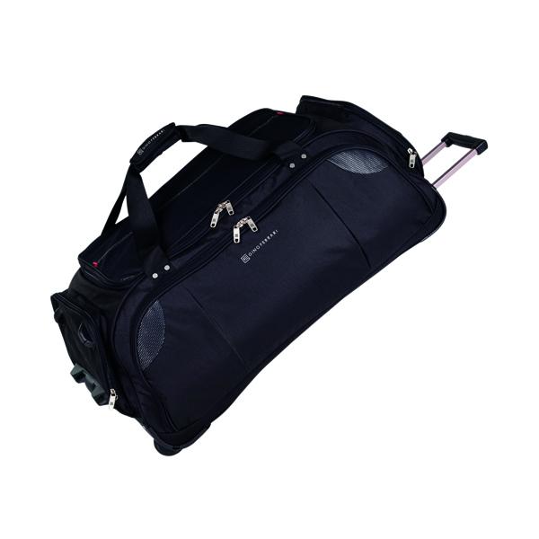 Bag Gino Ferrari Trekker Wheeled Holdall Large GFH001-01-L