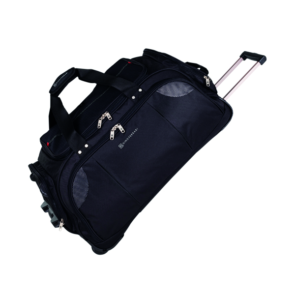 Bag Gino Ferrari Trekker Wheeled Holdall Medium GFH001-01-M