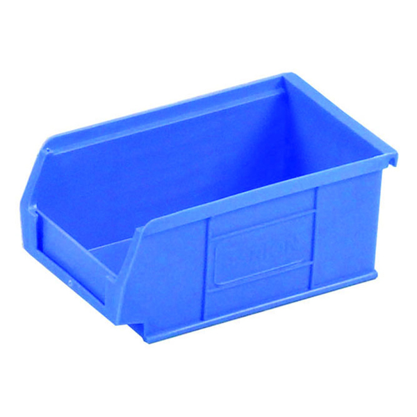 Containers Barton Blue Small Parts Container 1.27 Litre (20 Pack) 10021