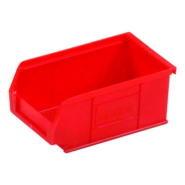 Containers Barton Red Small Parts Container 1.27 Litre (20 Pack) 10022