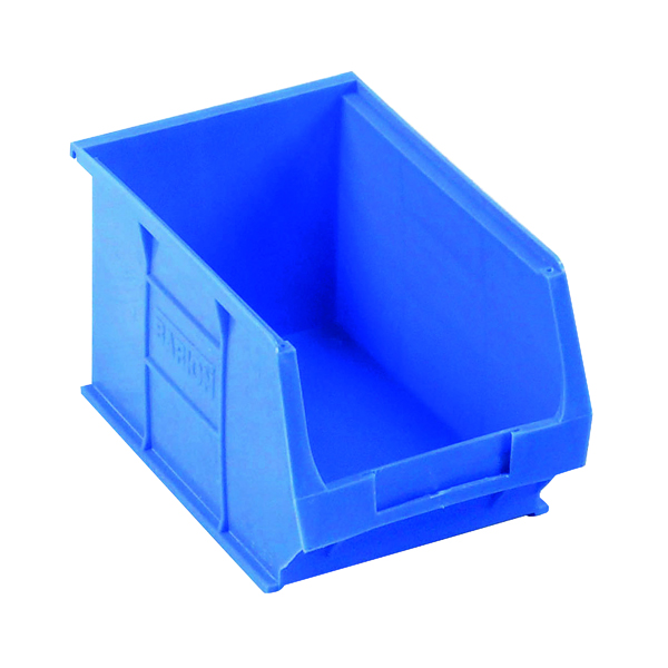 Containers Barton Blue Small Parts Container 4.6 Litre (10 Pack) 10031