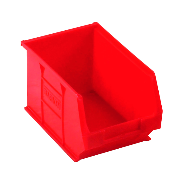 Containers Barton Red Small Parts Container 4.6 Litre (10 Pack) 10032
