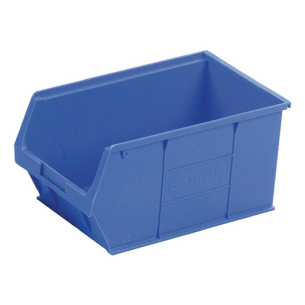Containers Barton Blue Small Parts Container 12.8 Litre (10 Pack) 10051
