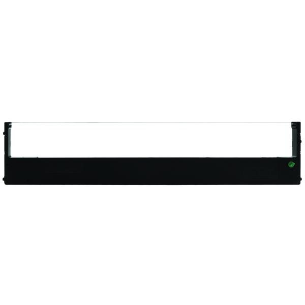 Tally Black T2140 Fabric Ribbon 060425