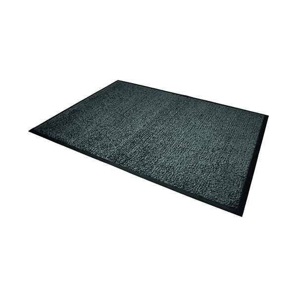 Indoor Millennium Mat Platinum Series Floor Mat 1150 x 1800mm Grey 84040630
