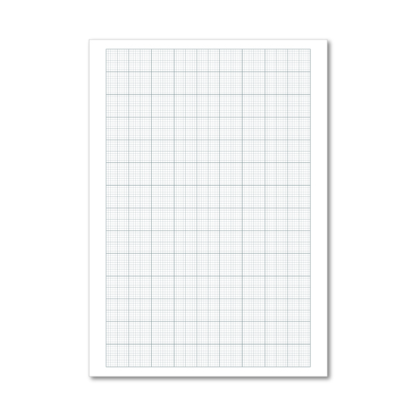 Loose Leaf Graph Paper A4 (500 Pack) 100103410