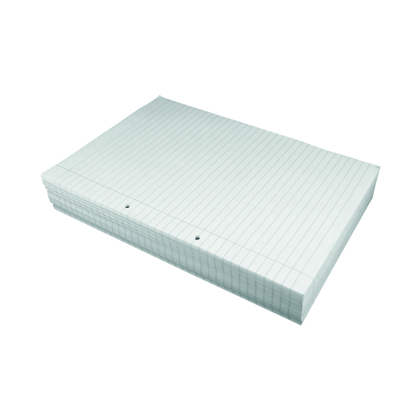Ruled Loose Leaf Paper A4 Ruled with Margin (2500 Pack) 73914