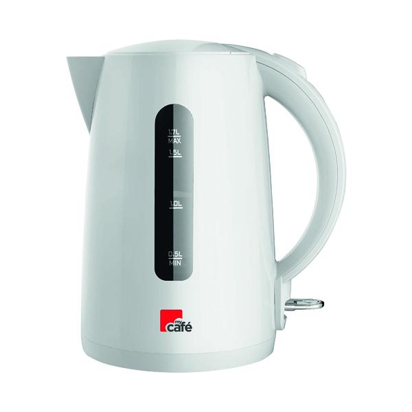 Kettle MyCafe White 1.7 Litre Jug Kettle EV7005