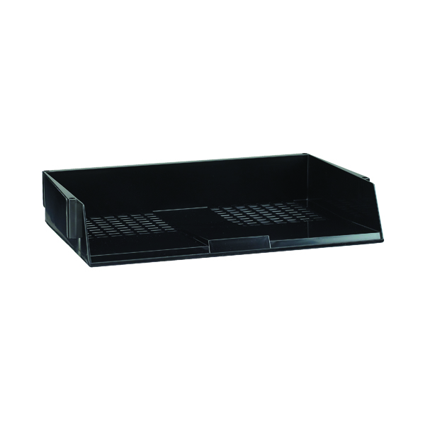 Avery Original Wide Entry Letter Tray Black W44BLK