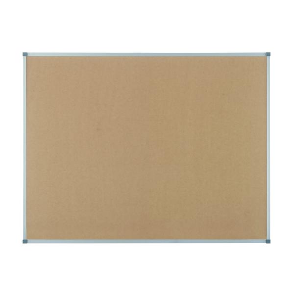 Cork Nobo Classic Cork noticeboard, 1200 x 900mm