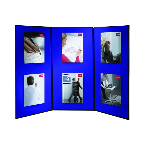 Display Panels Nobo Lightweight Showboard Extra 3 Panel 1901710
