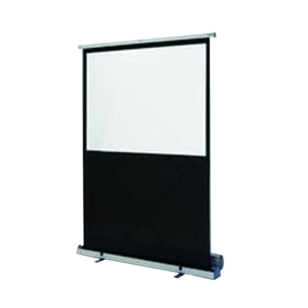 Screens Nobo Floor-Standing Portable Projection Screen 1620x1220mm 1901956
