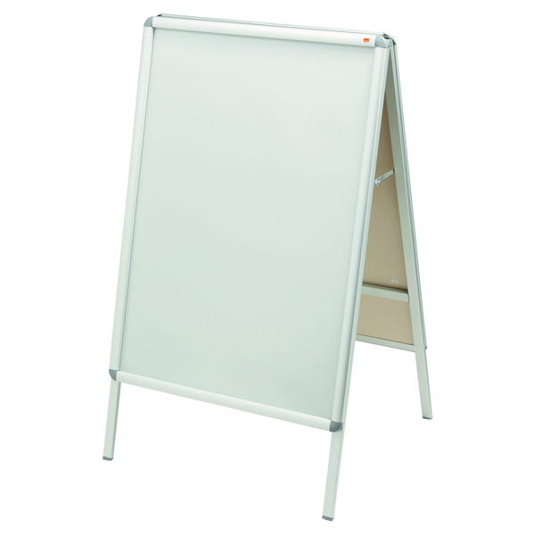 Unspecified Nobo A-Board Snap Frame Poster Display 700 x 1000mm 1902205