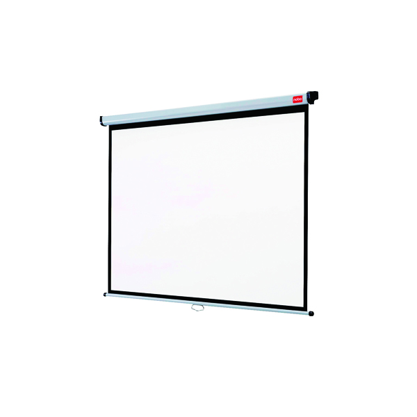 Unspecified Nobo 4:3 Wall Mounted Projection Screen 1750x1325mm 1902392