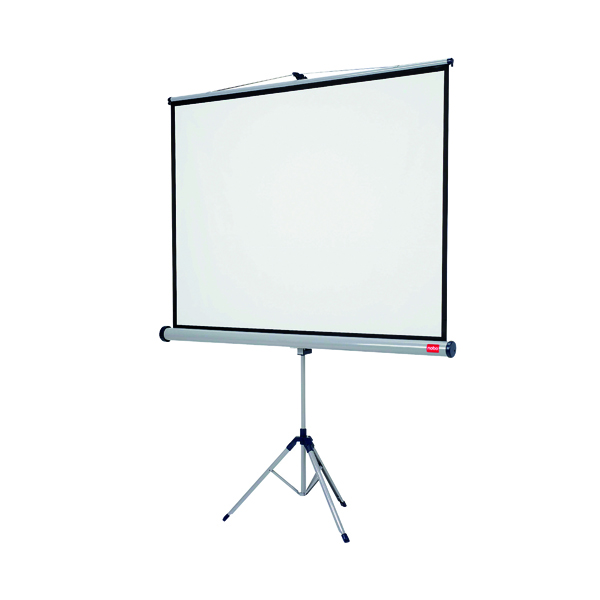 Unspecified Nobo 4:3 Tripod Projection Screen 1500 x 1138mm 1902395