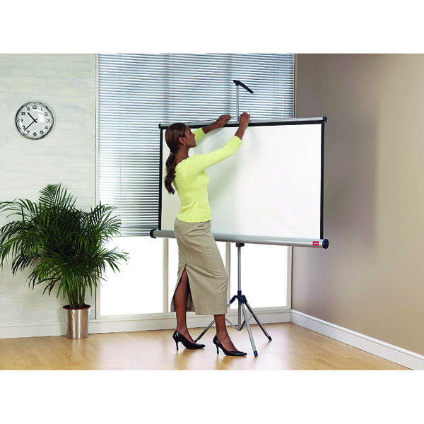 Tripods Nobo 4:3 Tripod Projection Screen 1750x1325mm 1902396