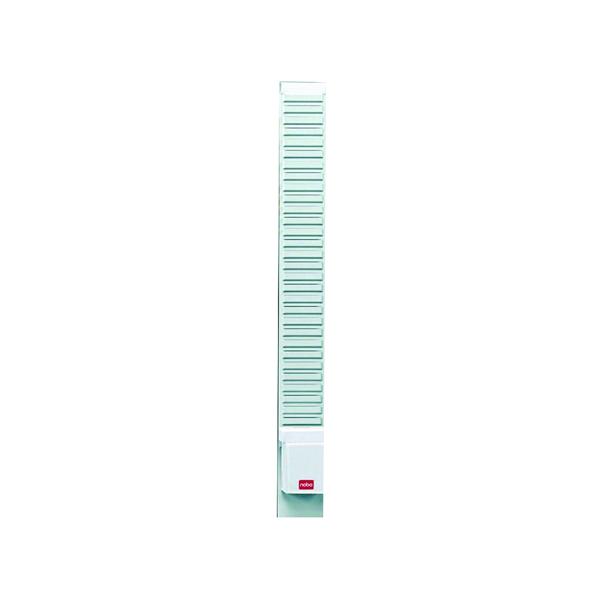 Nobo T-Card Panel Size 2 64mm 32 Slot 32938880