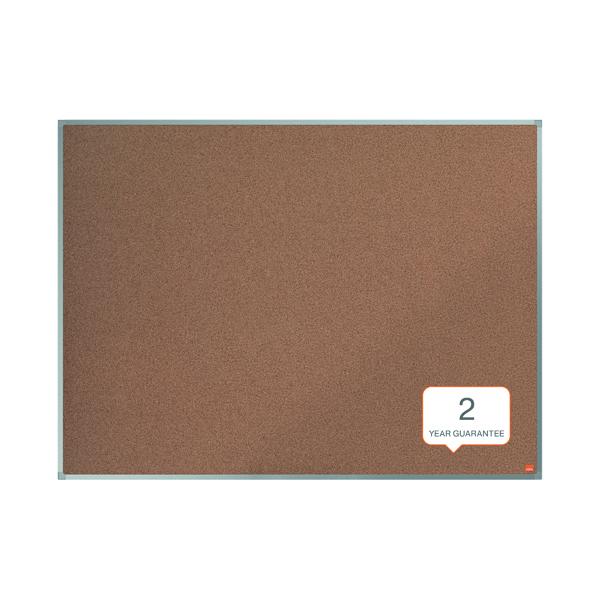 Cork Nobo Essence Cork Notice Board 1200 x 900mm 1903961