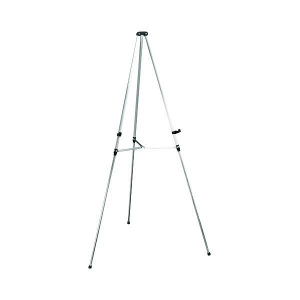 Nobo Lightweight Telescopic Display Easel Aluminium Q50E
