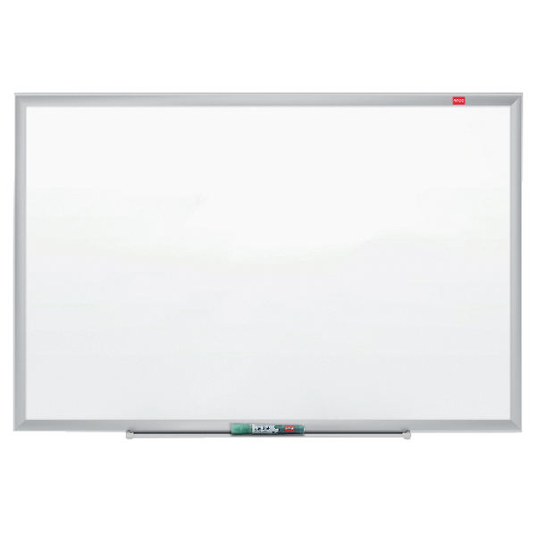 Nobo Nano Clean Magnetic Steel Whiteboard 1200 x 900mm 1905168