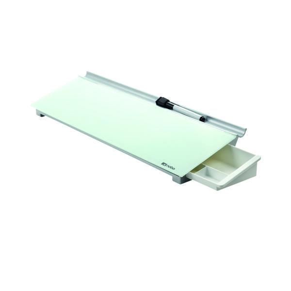 Unspecified Nobo Diamond Glass Personal Desktop Panel 1905174
