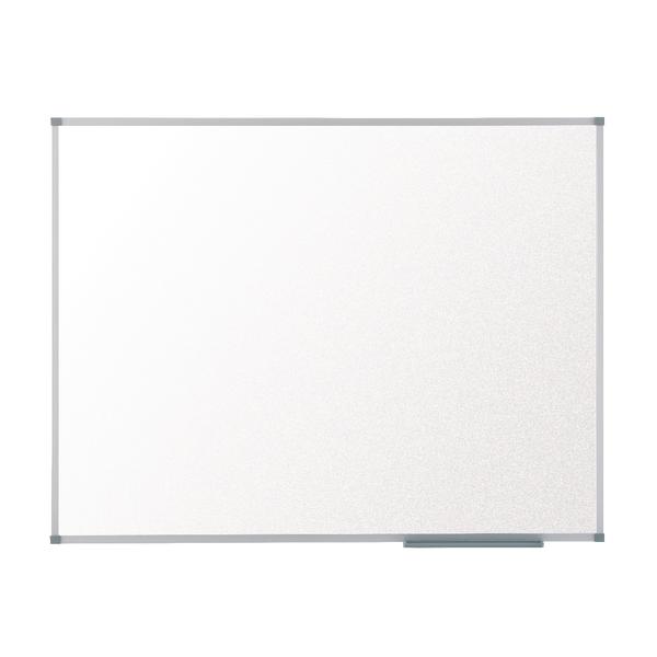 Nobo Basic Melamine Non-Magnetic Whiteboard 900x600mm 1905202