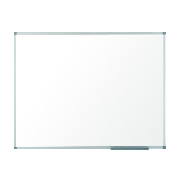Nobo Basic Melamine Non-Magnetic Whiteboard 1800x1200mm 1905205