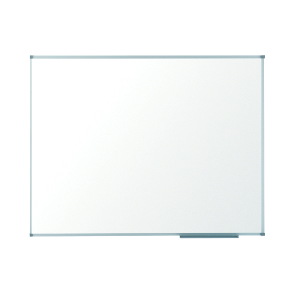 Magnetic Nobo Basic Steel Magnetic Whiteboard 1500 x 1000mm 1905212