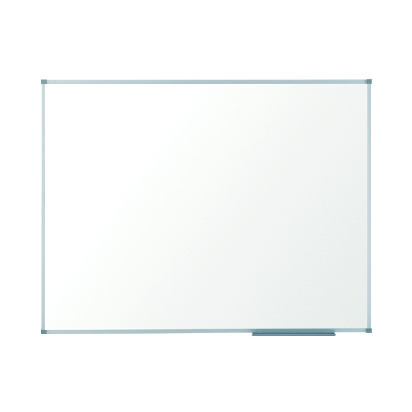 Magnetic Nobo Basic Steel Magnetic Whiteboard 1800 x 1200mm 1905213