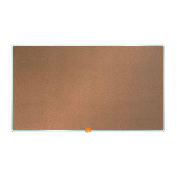 Cork Nobo Widescreen Cork Noticeboard 32 Inch 1905306