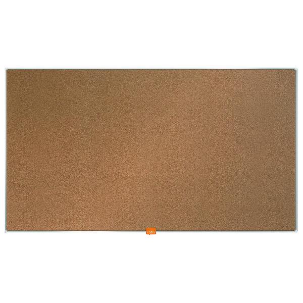 """Nobo Widescreen 40"""" Cork Noticeboard, 890 x 500mm"""