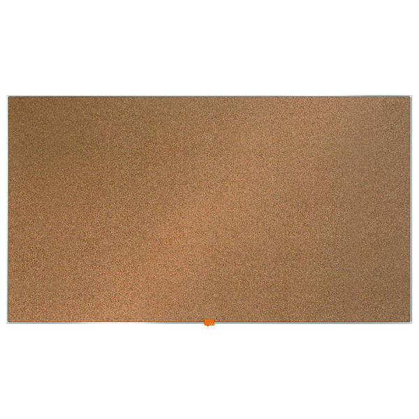 "Cork Nobo Widescreen 55"" Cork Noticeboard, 1220 x 690mm"