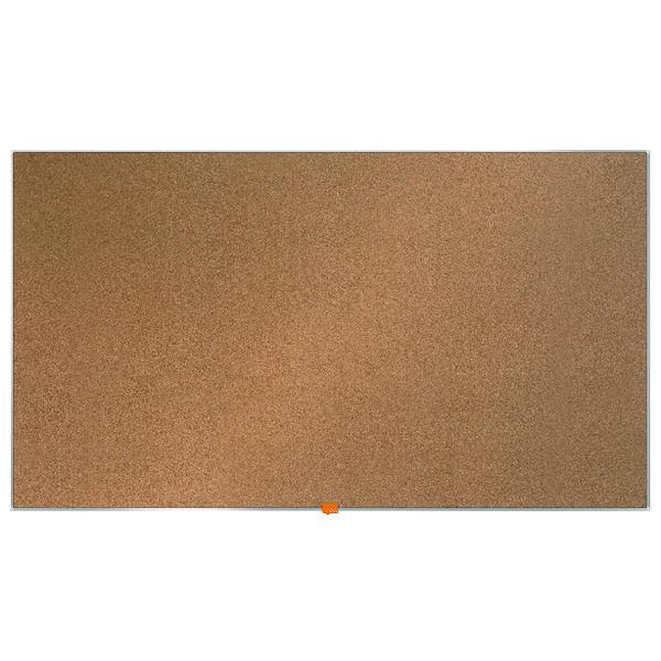 """Nobo Widescreen 55"""" Cork Noticeboard, 1220 x 690mm"""