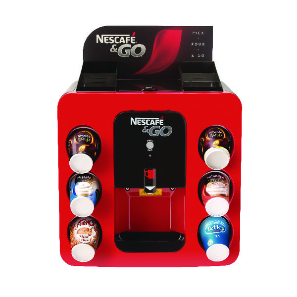 Coffee Machines & Accessories Nescafe and Go Drinks Dispenser 5215748