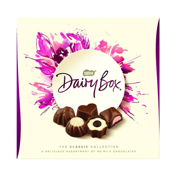 Nestle Dairy Box Chocolate 360g 12219648