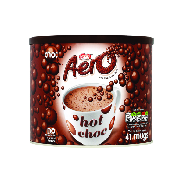 Hot Drinks Nestle Aero Hot Drinking Chocolate 1kg 12164122