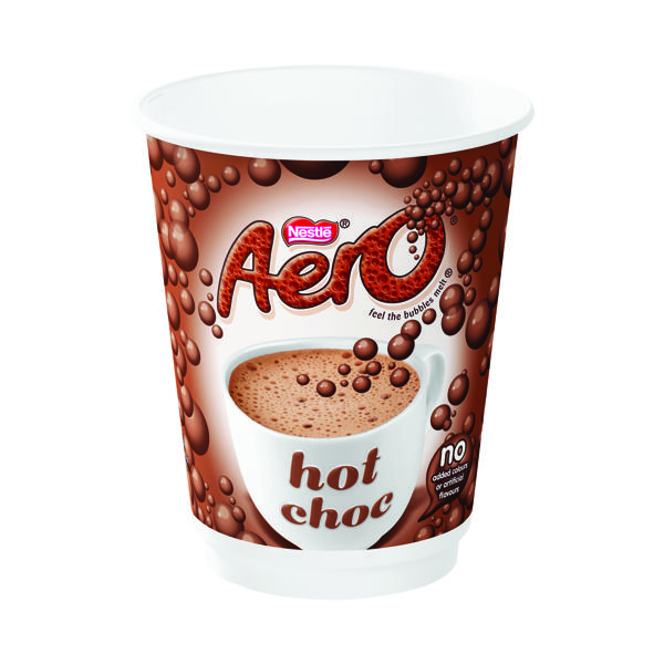 Hot Drinks Nescafe & Go Aero Hot Chocolate (8 Pack) 12367662