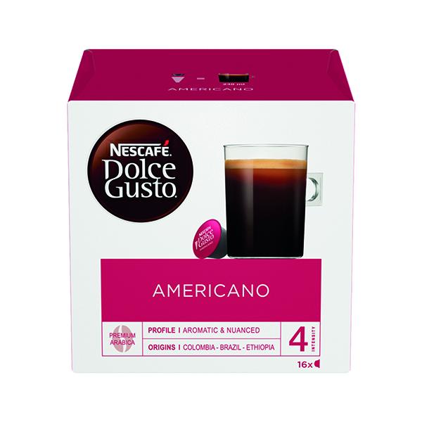Nescafe Dolce Gusto Caffe Americano (48 Pack) 121172974