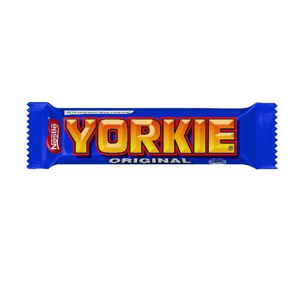 Nestle Yorkie Milk Chocolate Bar 46g (24 Pack) 12351299