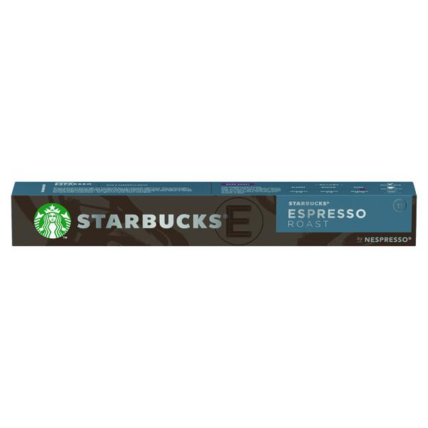 Coffee Nespresso Starbucks Espresso Roast Coffee Pods (10 Pack) 12423393