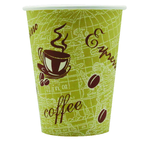 Disposable Cups & Accessories Nupik-Flo Ready To Go 12oz Paper Cup (50 Pack) HVSWPA12