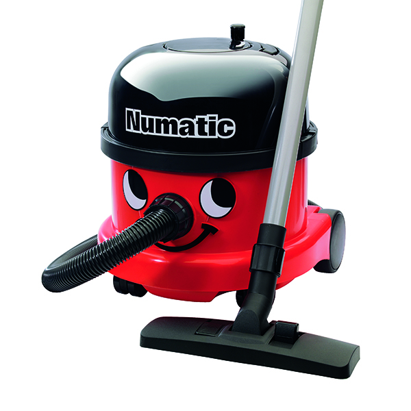 Vacuum Cleaners & Accessories Numatic Henry Commercial Vacuum Cleaner Red 900076