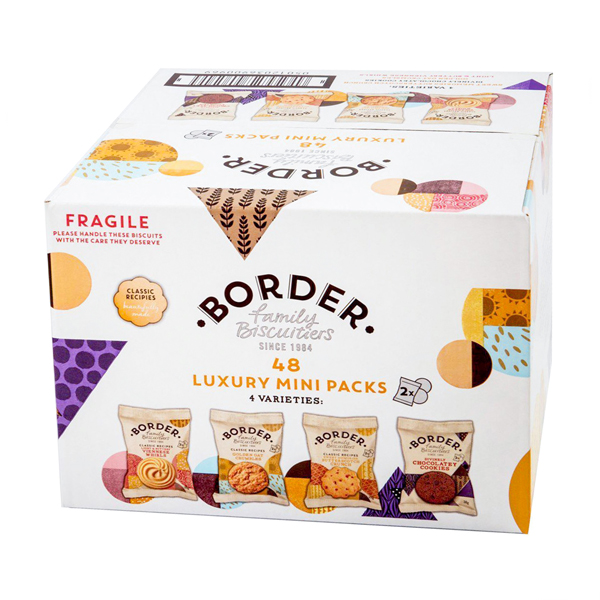 Border Biscuits Twin Packs (48 Pack) A08042