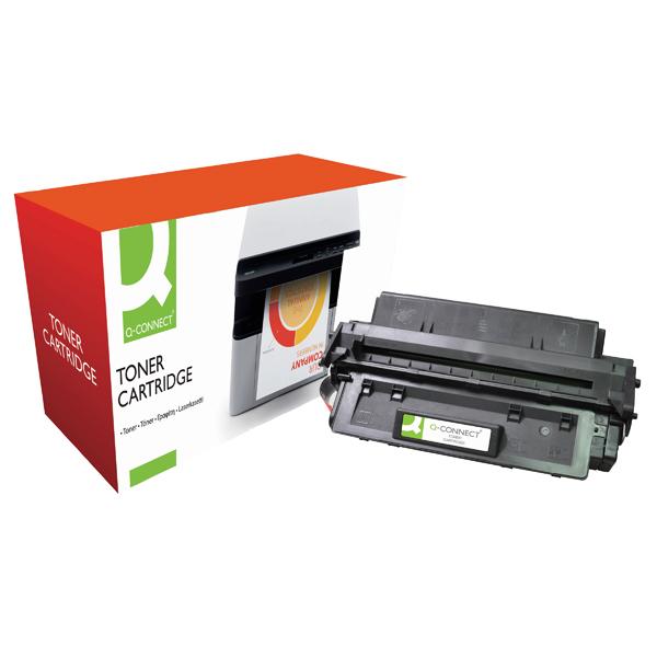 Q-Connect Compatible Solution HP 96A Black Laserjet Toner Cartridge C4096A
