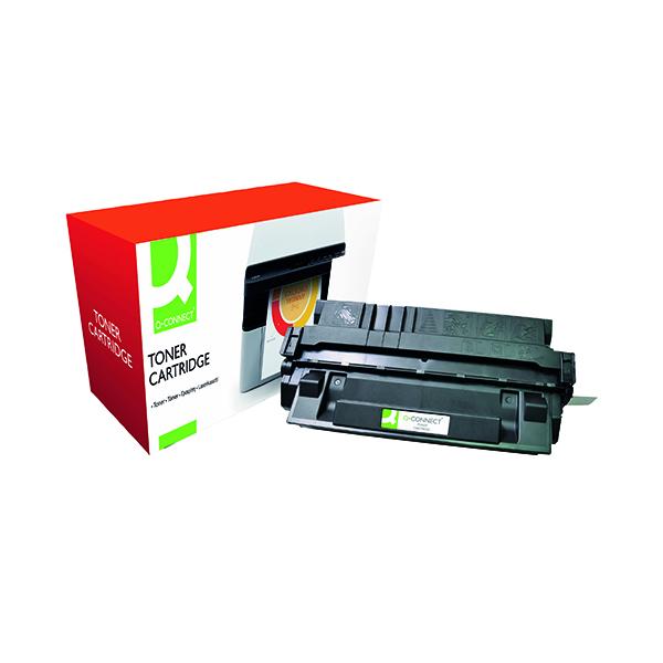 Q-Connect HP 29X Remanufactured Black LaserJet Toner Cartridge High Yield C4129X