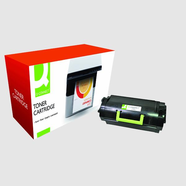 Q-Connect Compatible Solution Lexmark MX811 Black Toner Extra High Yield DPCMX811XHYE