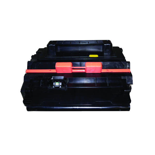 Q-Connect Compatible Solution HP 90A Black Laserjet Toner Cartridge CE390A