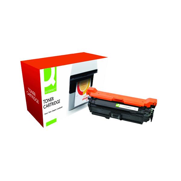 Q-Connect Compatible Solution HP 507A Black Laserjet Toner Cartridge CE400A
